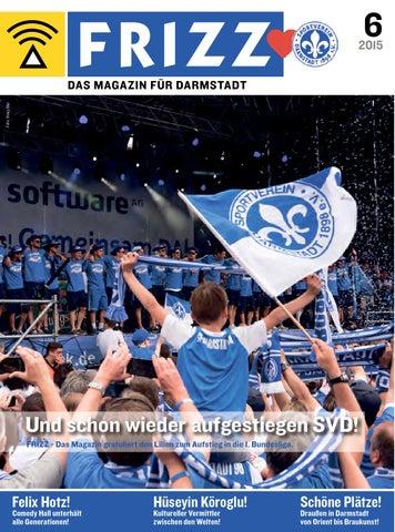 FRIZZ Das Magazin für Darmstadt 06 / 2015 Ausgabe FRIZZ 387 by FRIZZ Ausgabe 8a59ca