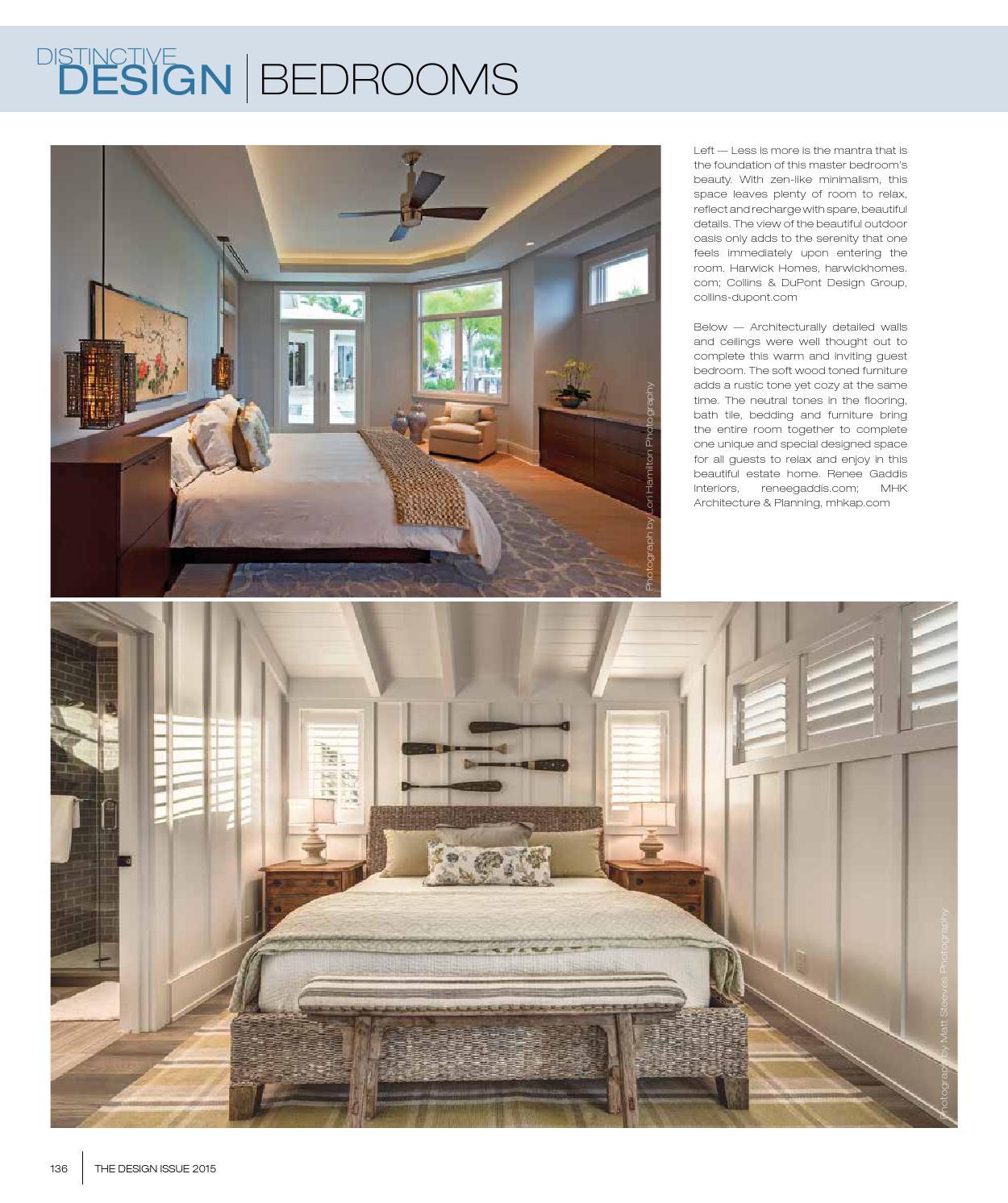 Collins & Dupont Design Group home & design magazine | design issue 2015 | southwest