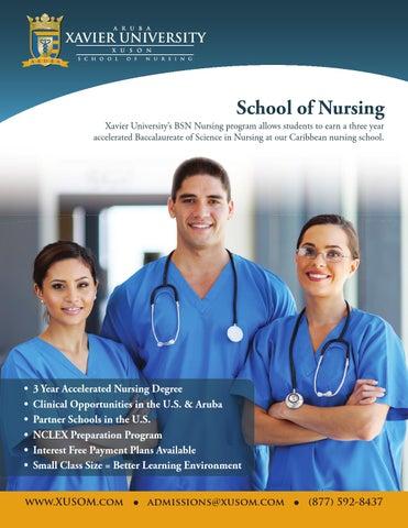 7bf2c00bc18 Xavier University School of Nursing by Xavier University School of ...