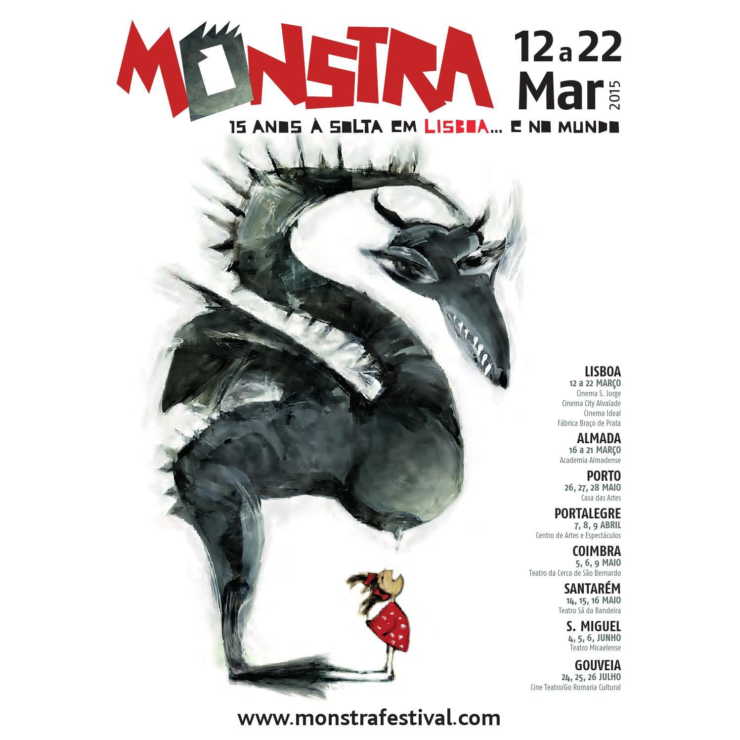 1612f4b034c Catálogo MONSTRA 2015 by Jnrepresas - issuu