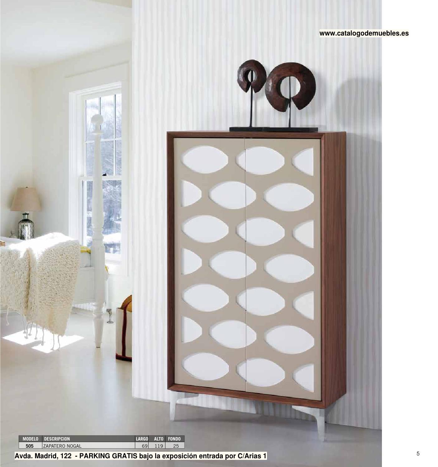 Catálogo De Mueble Auxiliar HOME DECOR By Catálogo De