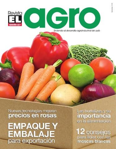 a9e765e4d Edición 227 Revista El Agro by Uminasa - issuu