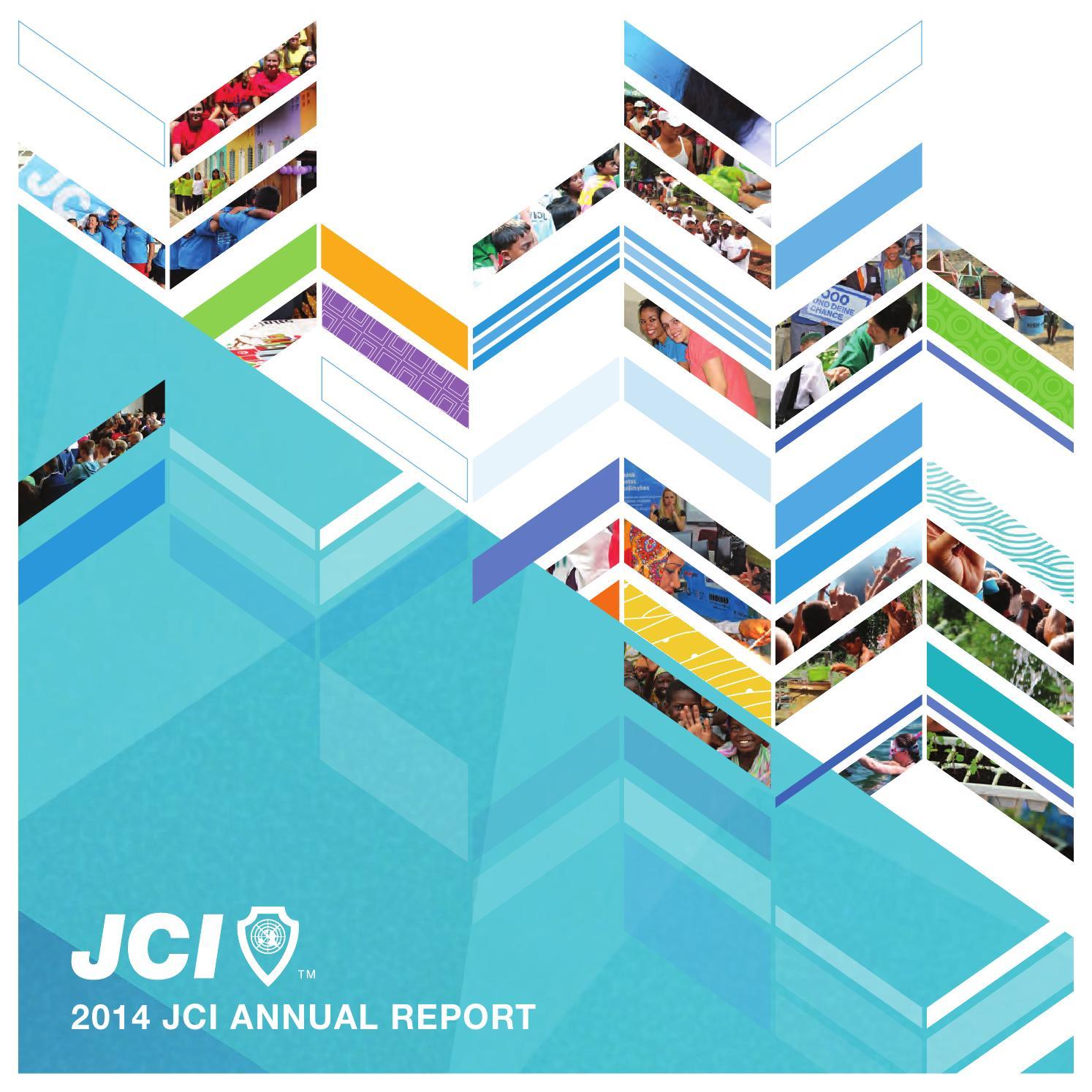 2014 JCI Annual Report by Junior Chamber International - issuu