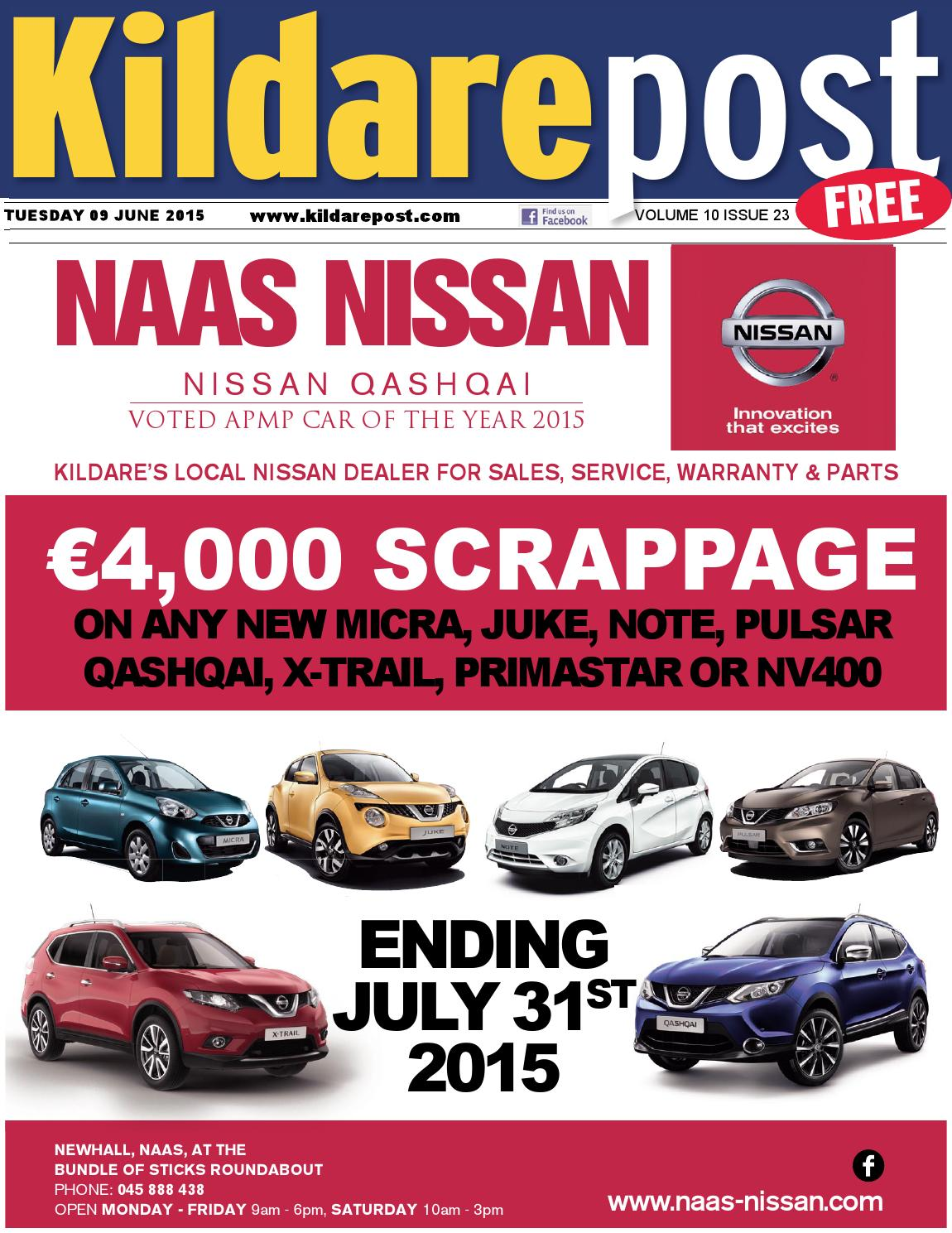 039ab1758c 9 June 2015 Kildare Post by River Media Newspapers - issuu
