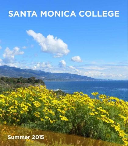652f633c4ed Summer 2015 Classes at Santa Monica College by SantaMonicaCollege ...