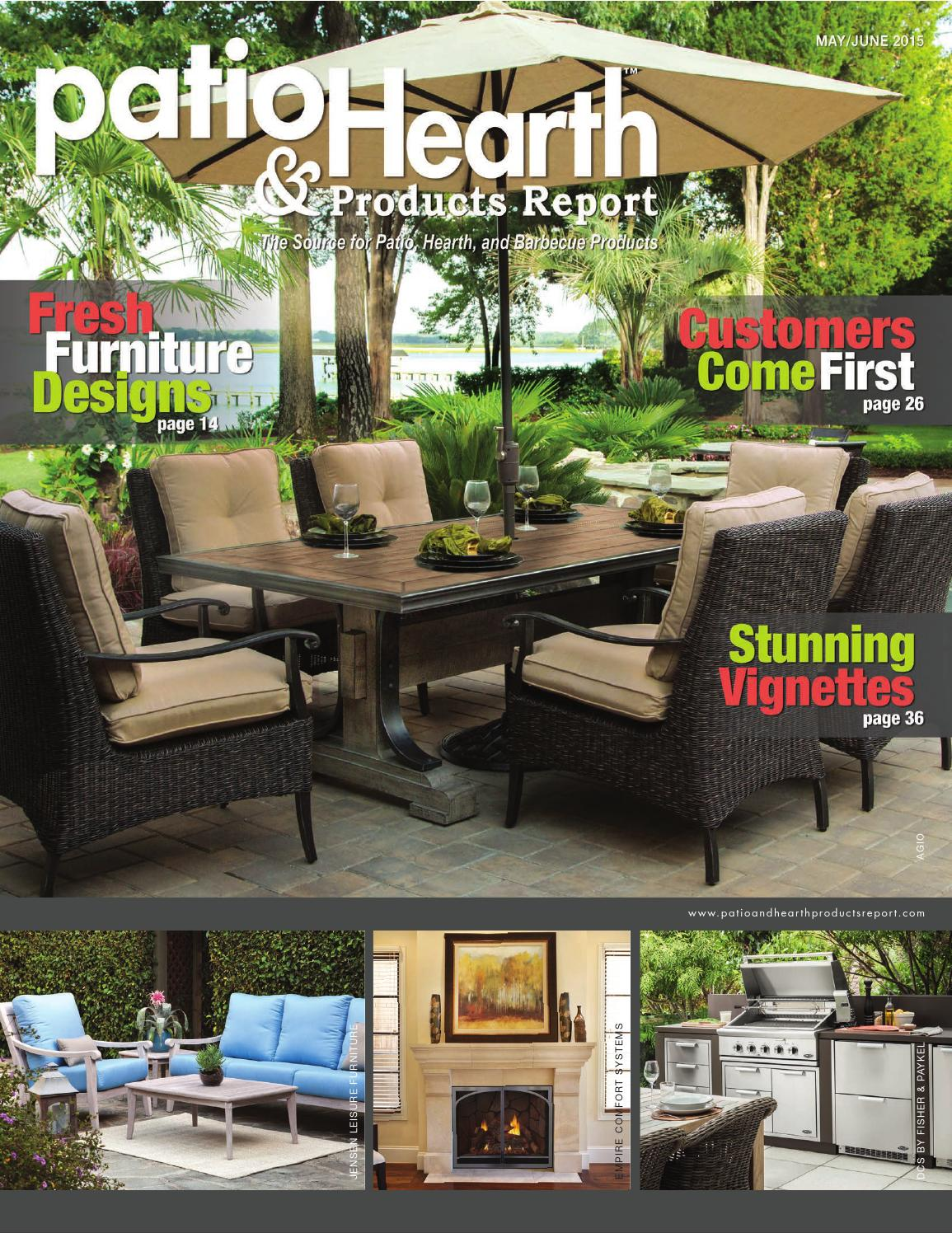 Patio U0026 Hearth Products Report May/June By Peninsula Media   Issuu