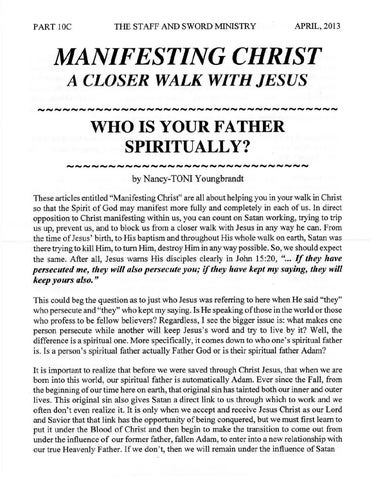 Who Is This Jesus Anyway By Salvation Army Ihq Issuu