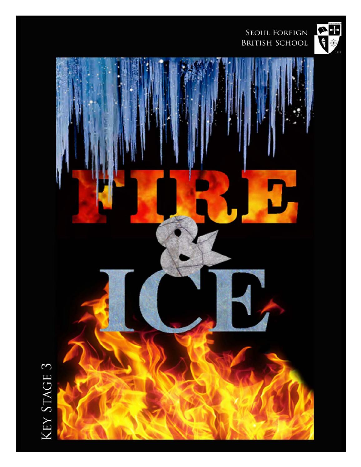 Fire and ice pdf 2 by Claire Olivier - issuu -