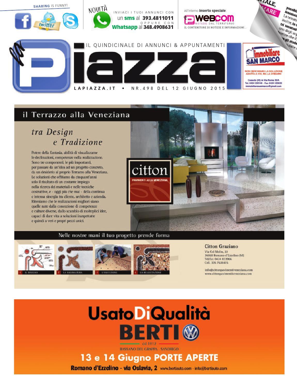 Lapiazza498 by la piazza di cavazzin daniele issuu - Migliore marca di piumini da letto ...