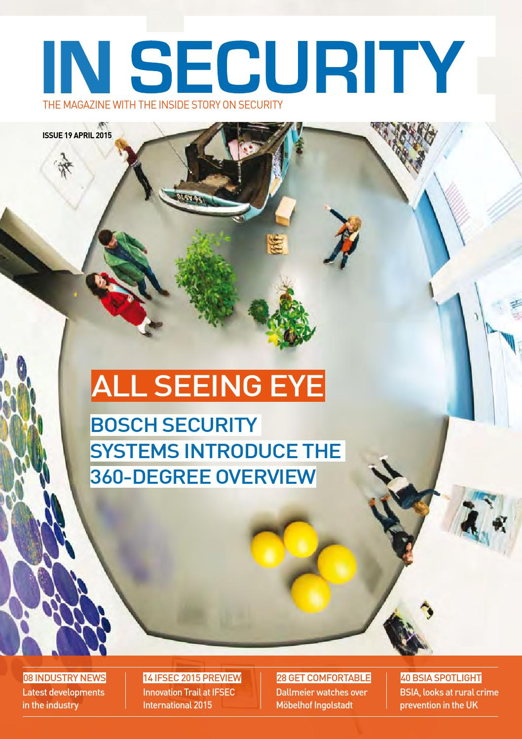 In Security April 2015 by MEB Media Publishing (UK) Ltd - issuu