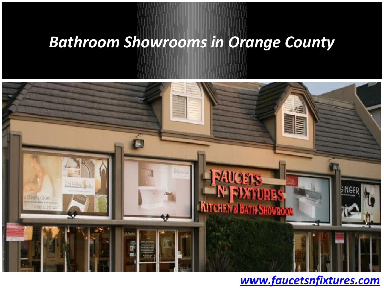 Luxury Orange County Bathroom Showroom By Kyletylor Issuu