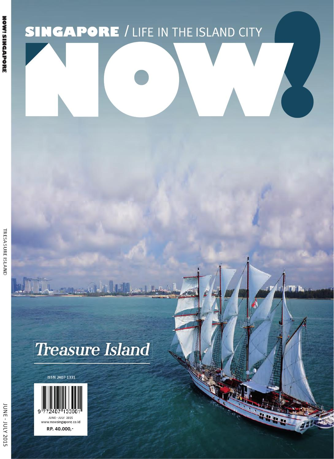 NOW! Singapore June-July 2015 by NOW! Singapore - issuu