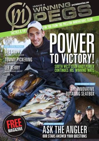 a517d297a584 Preston winning pegs 2015 by Fishing UK - issuu
