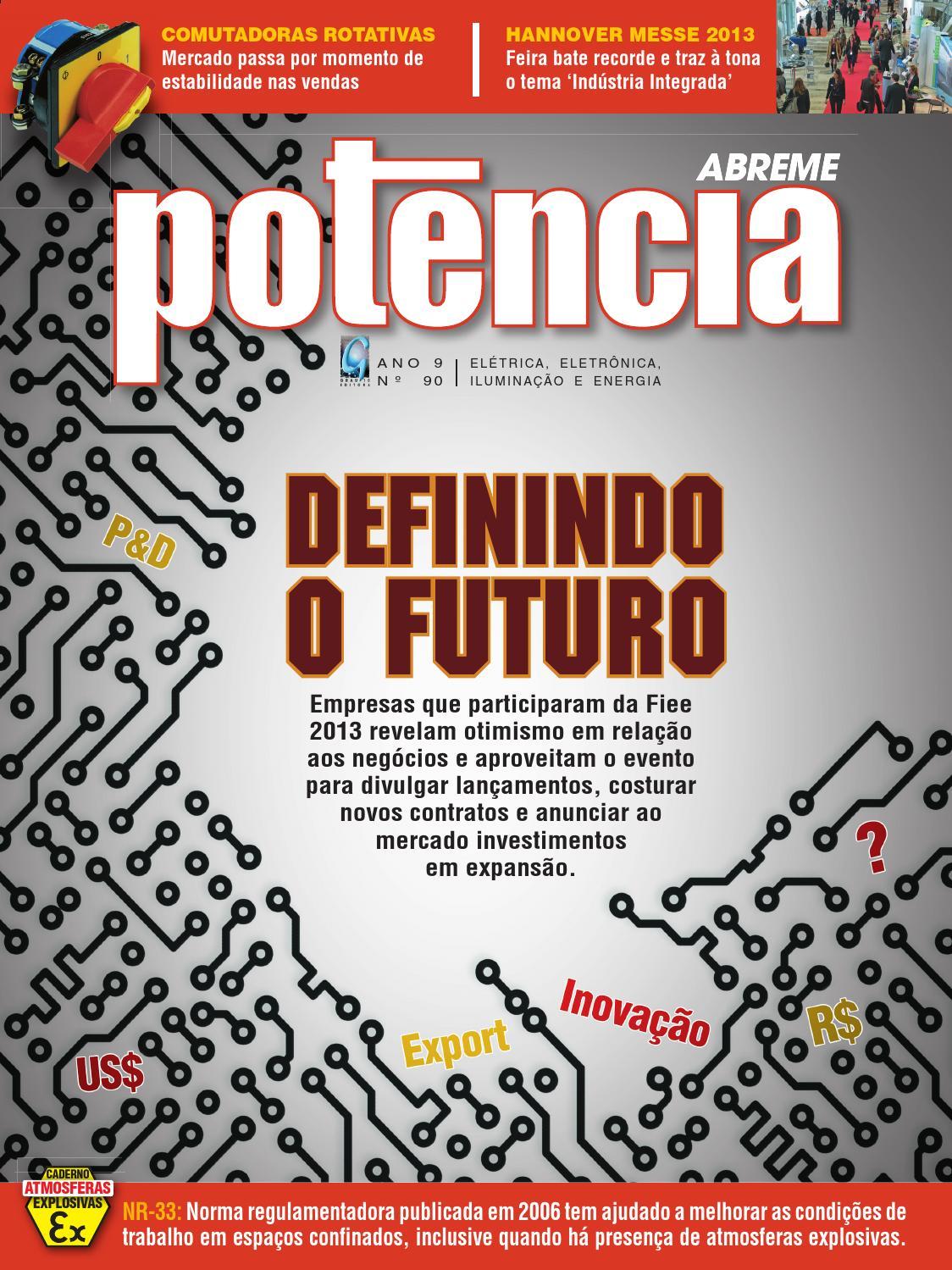 ec0efe52d0c Revista Potência - Edição 90 - abril de 2013 by Revista Potência - issuu