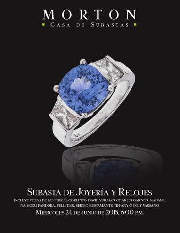 9453e0a85bdc Subasta de Joyería y Relojes by Morton Subastas - issuu