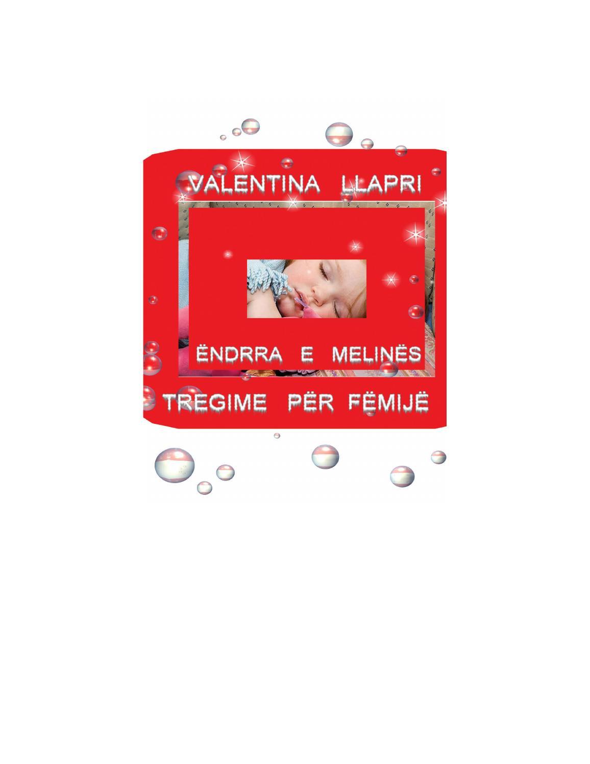 Endrra E Melines Tregime Per Femije By Valentina Llapri Issuu