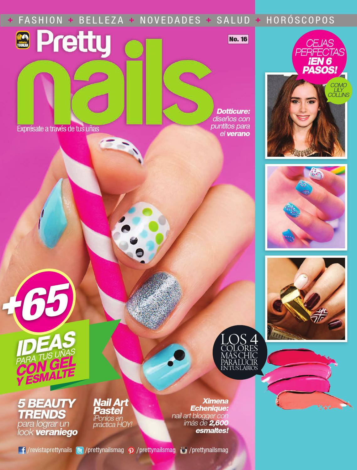 Pretty Nails no. 16 by Editorial Toukan - issuu