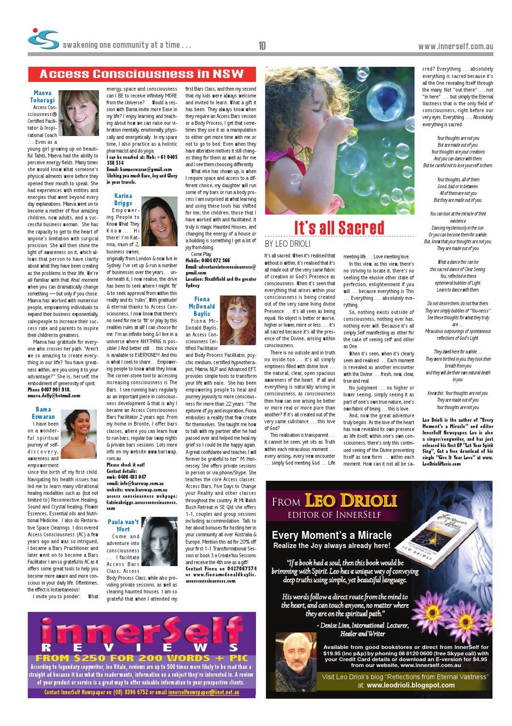 Nsw47 by innerself newspaper issuu.