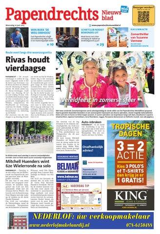 7911c63eb9f Papendrechts Nieuwsblad week24