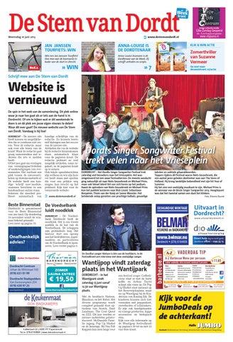 2a322bfcc6442d Stem van Dordt week24 by Wegener - issuu