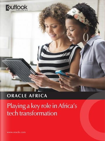 ORACLE AFRICA