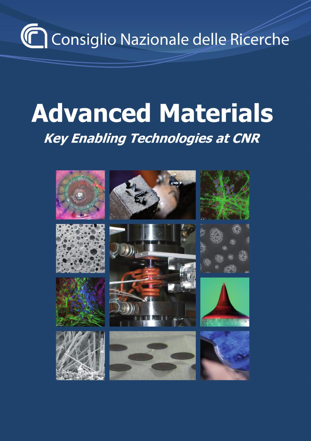 Advanced Materials By Dsctm Cnr Issuu
