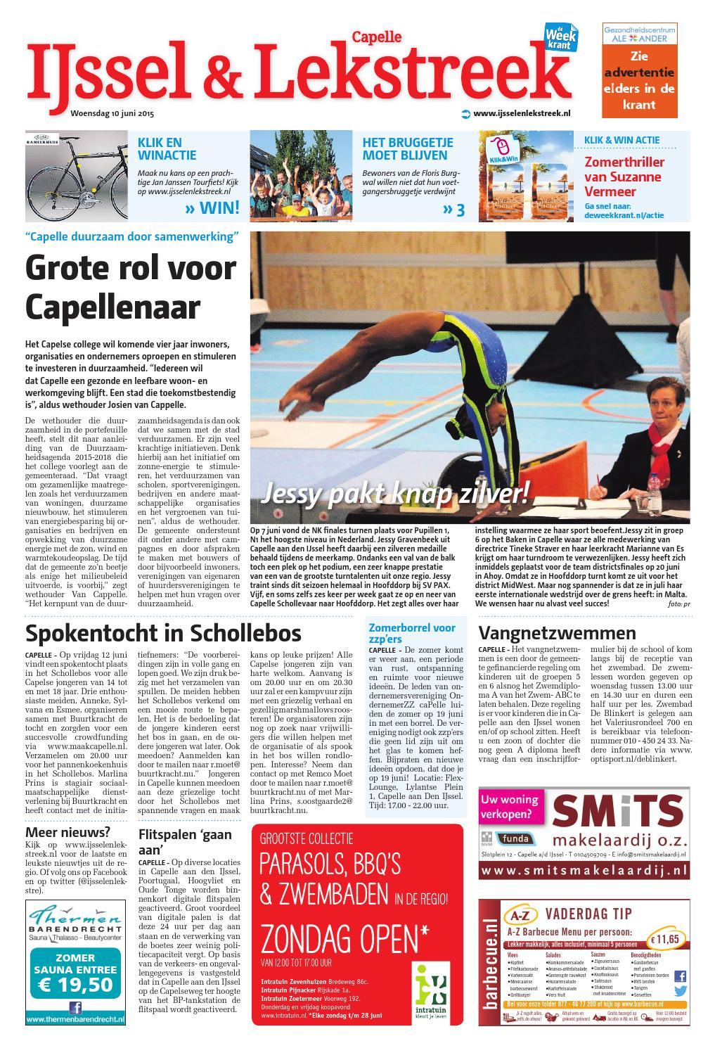 Ijssel lekstreek capelle week24 by wegener issuu fandeluxe Choice Image