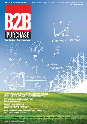 B2B Purchase June 2014 by I-Tech Media Pvt Ltd - issuu