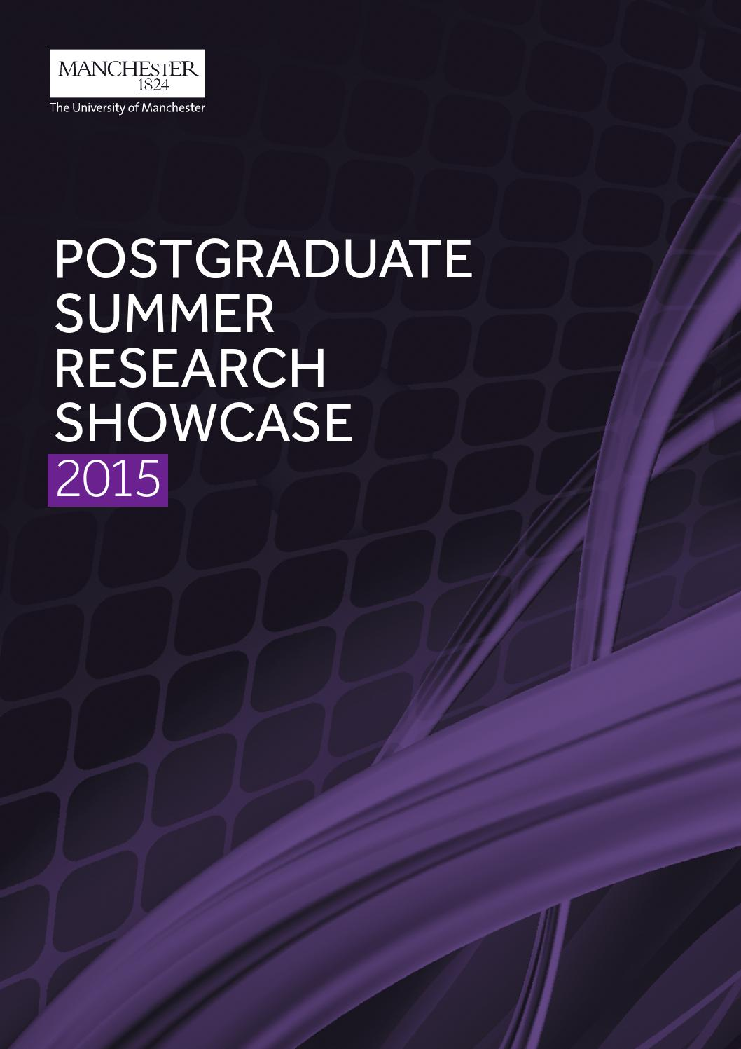 Postgraduate Summer Research Showcae By Nectar Creative Issuu Flasher Circuit Using Quotjunction Breakdownquot