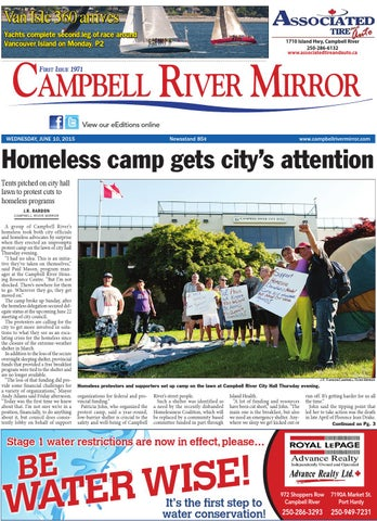Campbell River Mirror June 10 2015 By Black Press Issuu