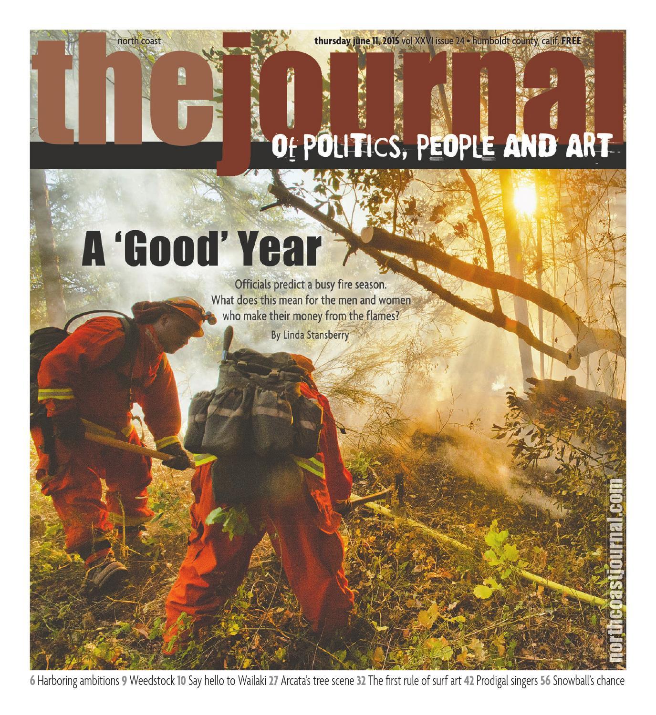 95ff922350e2 North Coast Journal 06-10-15 Edition by North Coast Journal - issuu