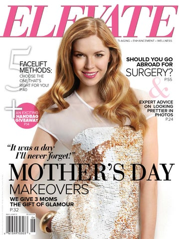 515fda28db Elevate Magazine May+June 2012 by Salon Communications Inc. - issuu