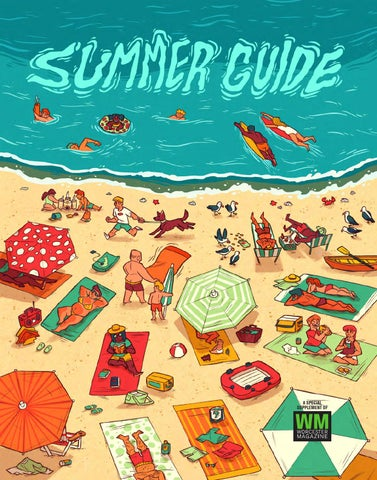 Summer Guide 2015 By Worcester Magazine