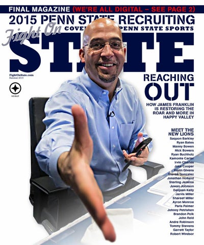 fe4f437401d 2015 Fight On State Recruiting Guide by FightOnState - issuu