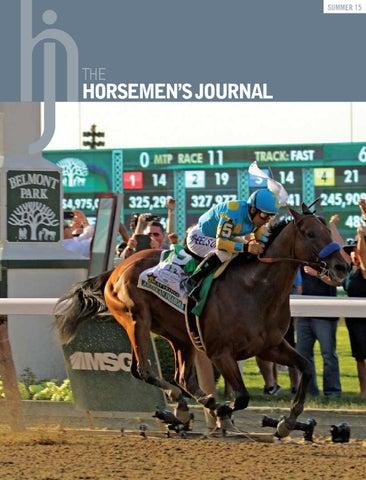 The Horsemen's Journal - Summer 2015