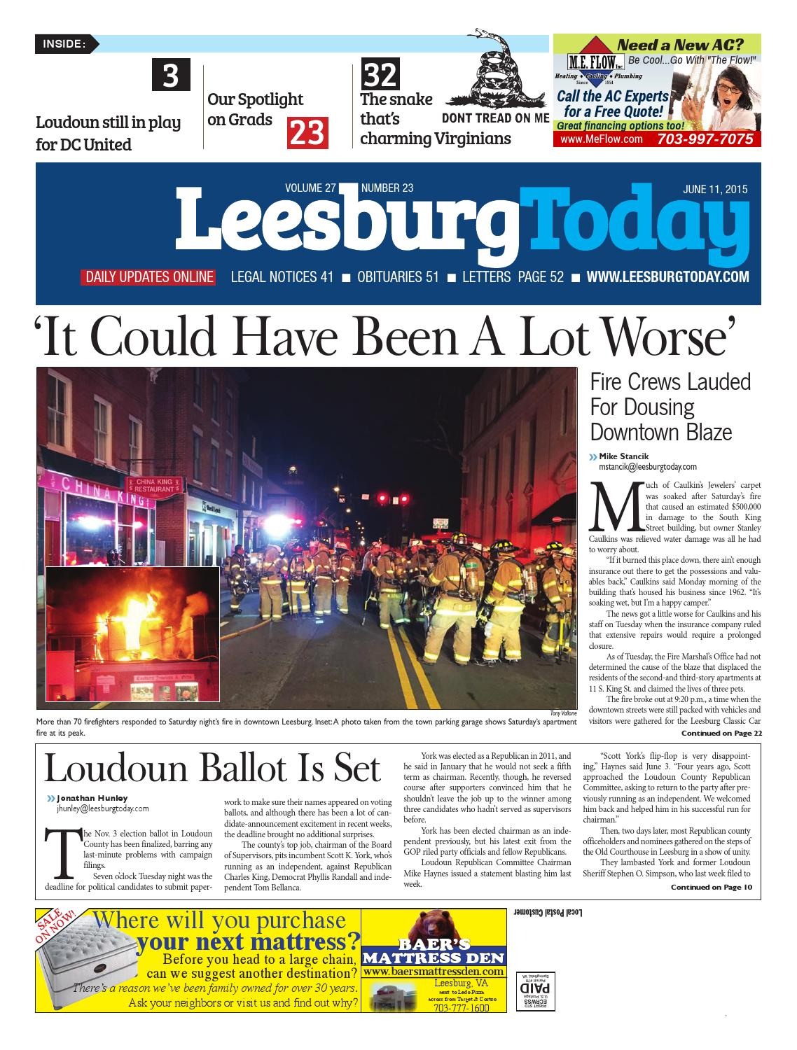 leesburg today june 11 2015 by insidenova issuu