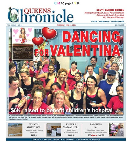 queens chronicle south edition 06 11 15 by queens chronicle issuu8943441 Yoga Shirts That Stay Put #5