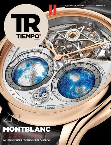 8d954fd27df Tr tiempoderelojes numero 8 by Ed-Tourbillon.Spain - issuu
