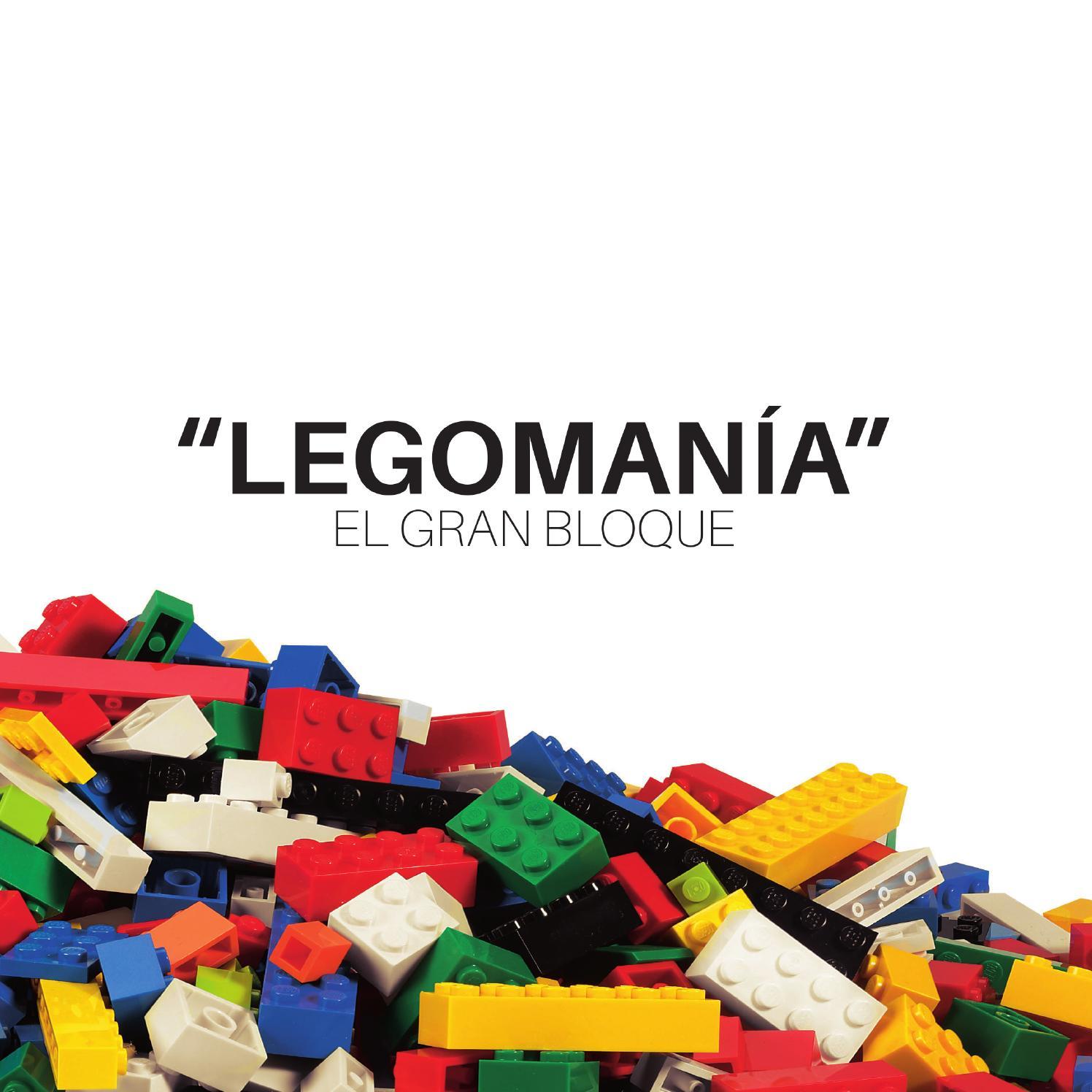Legomania, el gran bloque by Danahé Aquino Vargas - issuu