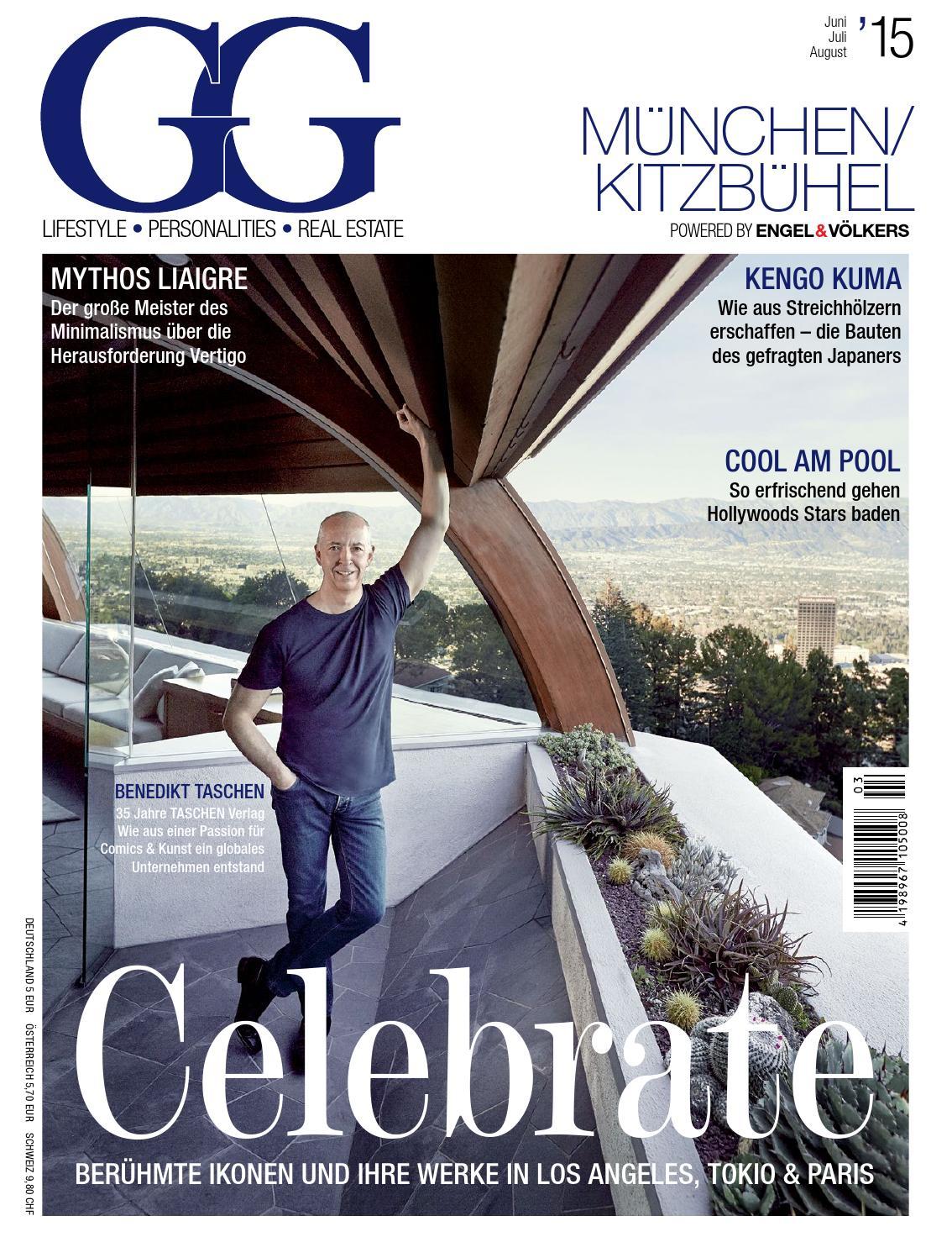 GG Magazine 03/2015 München/Kitzbühel by GG-Magazine - issuu