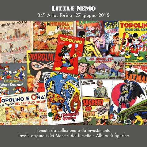 27th Issuu Edizioni By Nemo Auction Little wn7v0H8q
