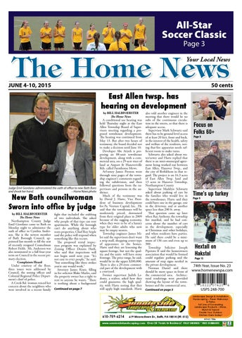 The Home News June 4 by Innovative Designs & Publishing, Inc