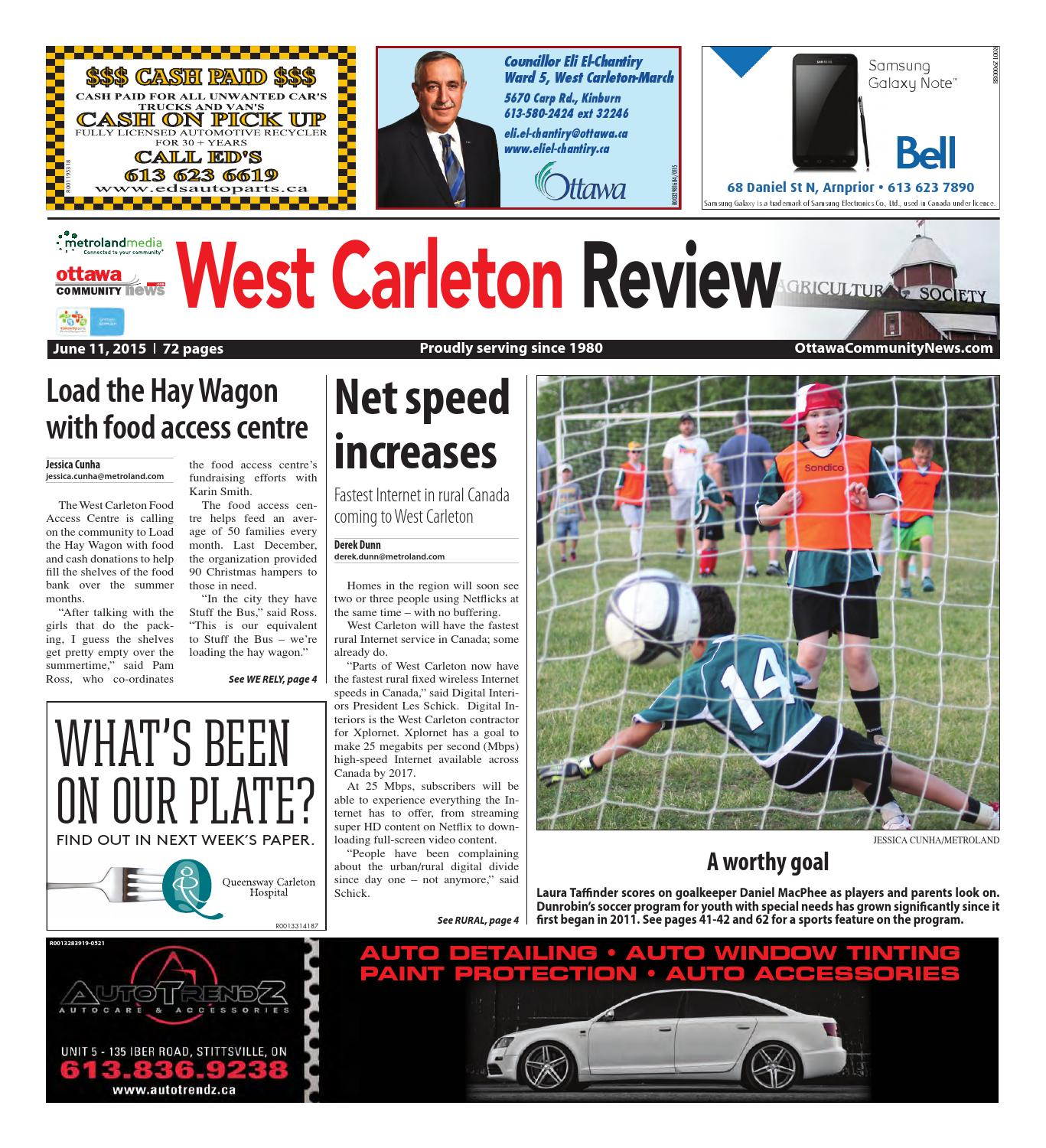 6d22f96f Westcarleton061115 by Metroland East - West Carleton Review - issuu