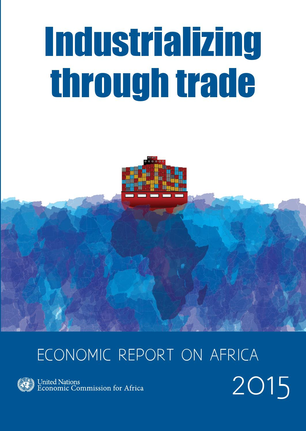 Economic Report on Africa 2015 by United Nations