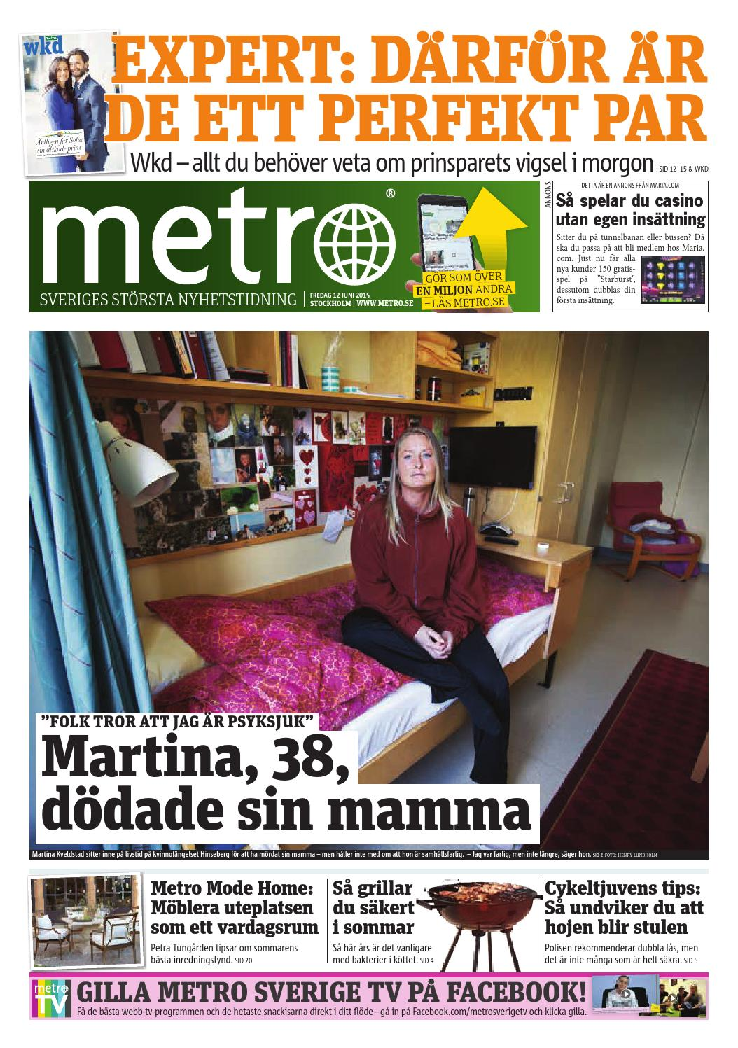 4c3d948e7600 20150612_se_stockholm by Metro Sweden - issuu