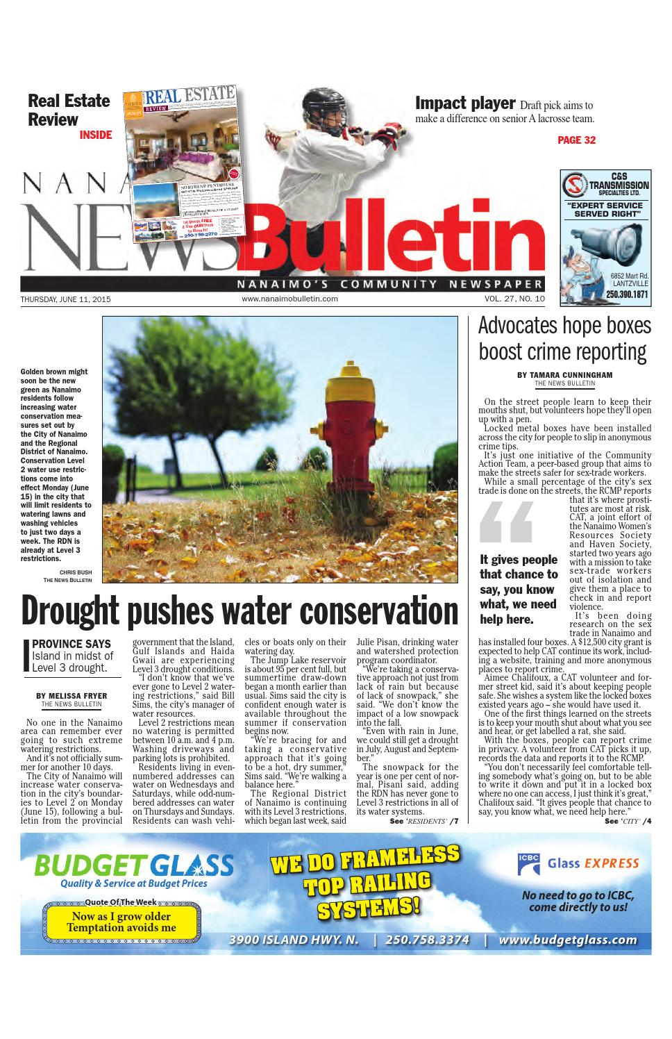 Nanaimo News Bulletin June 11 2015 By Black Press Issuu Wiring Specialties Coupon Code