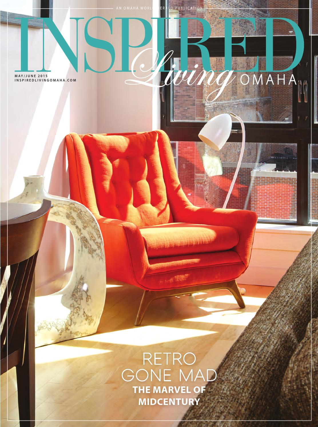 Living Room Furniture Omaha Ne inspired living omahaomaha world-herald - issuu