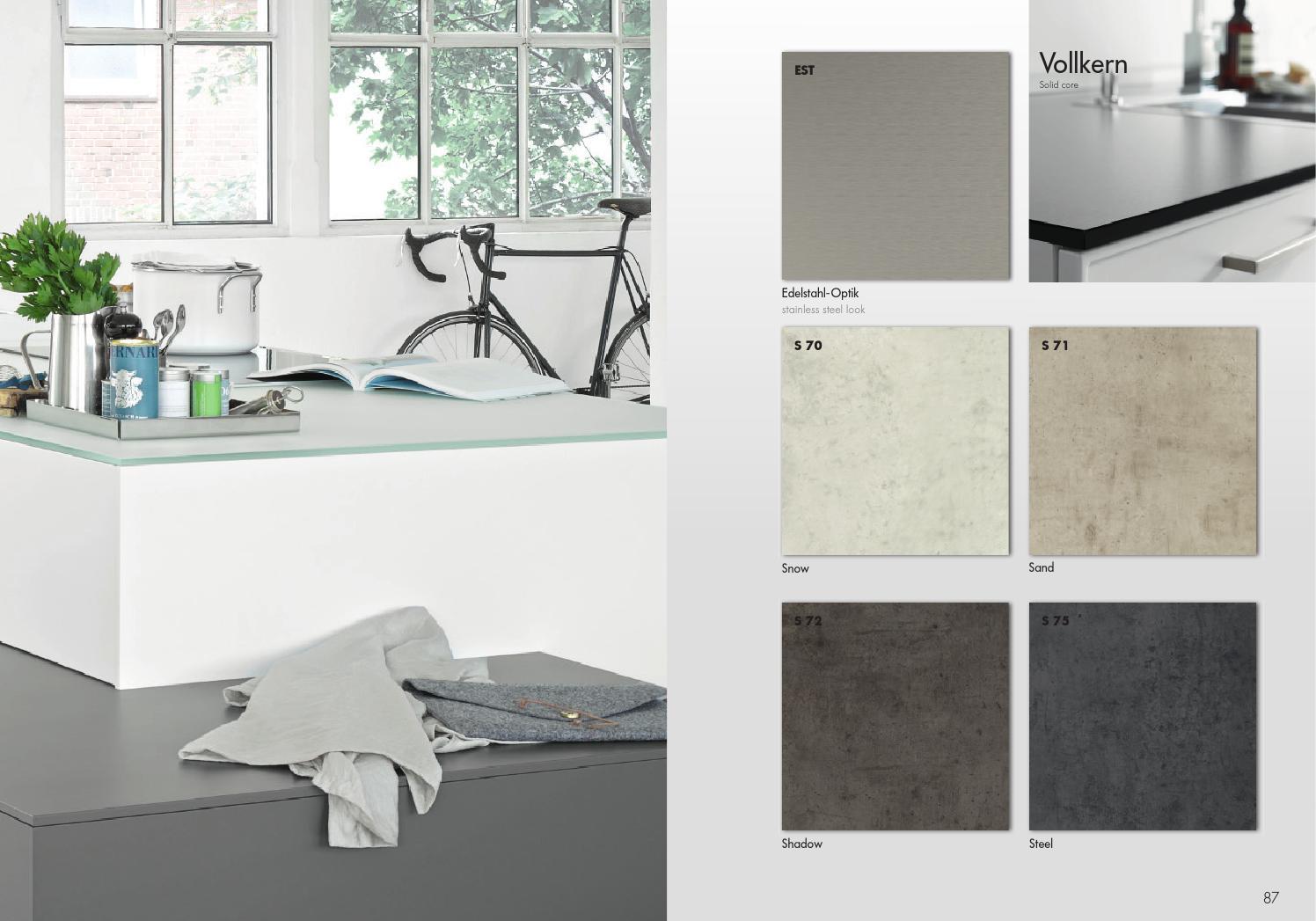 Nolte Kuechen Katalog 2015 By Perspektive Werbeagentur Issuu