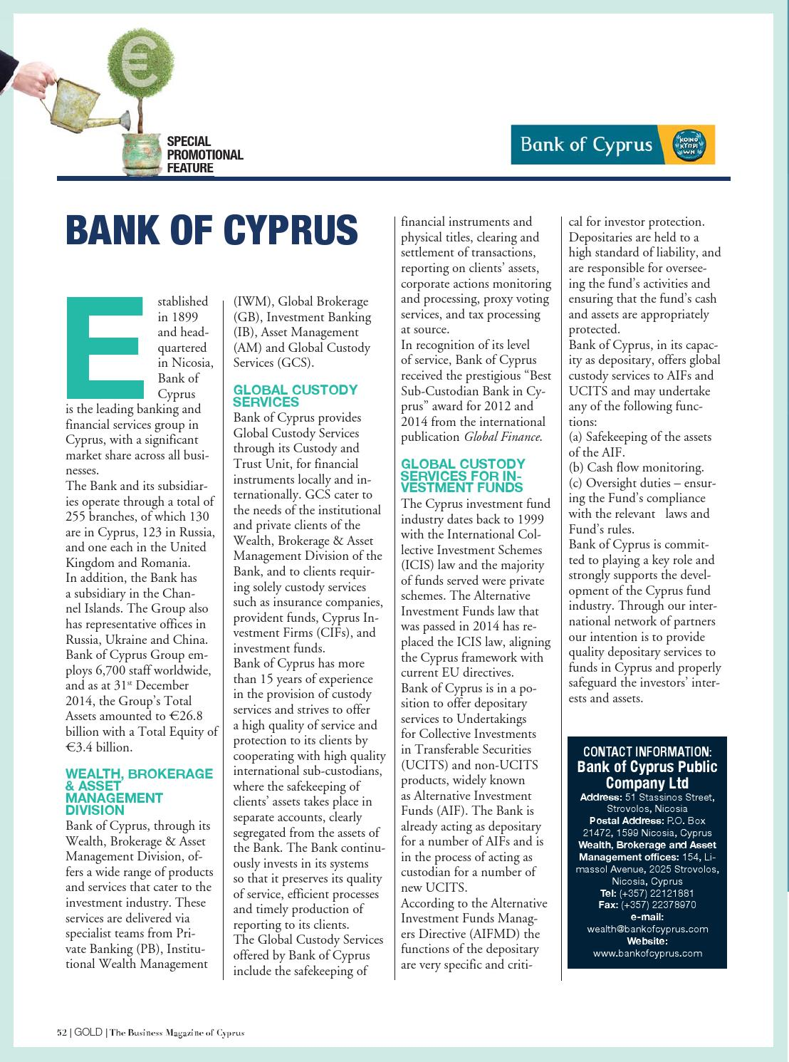 Gold Magazine May Issue by INBusiness - issuu