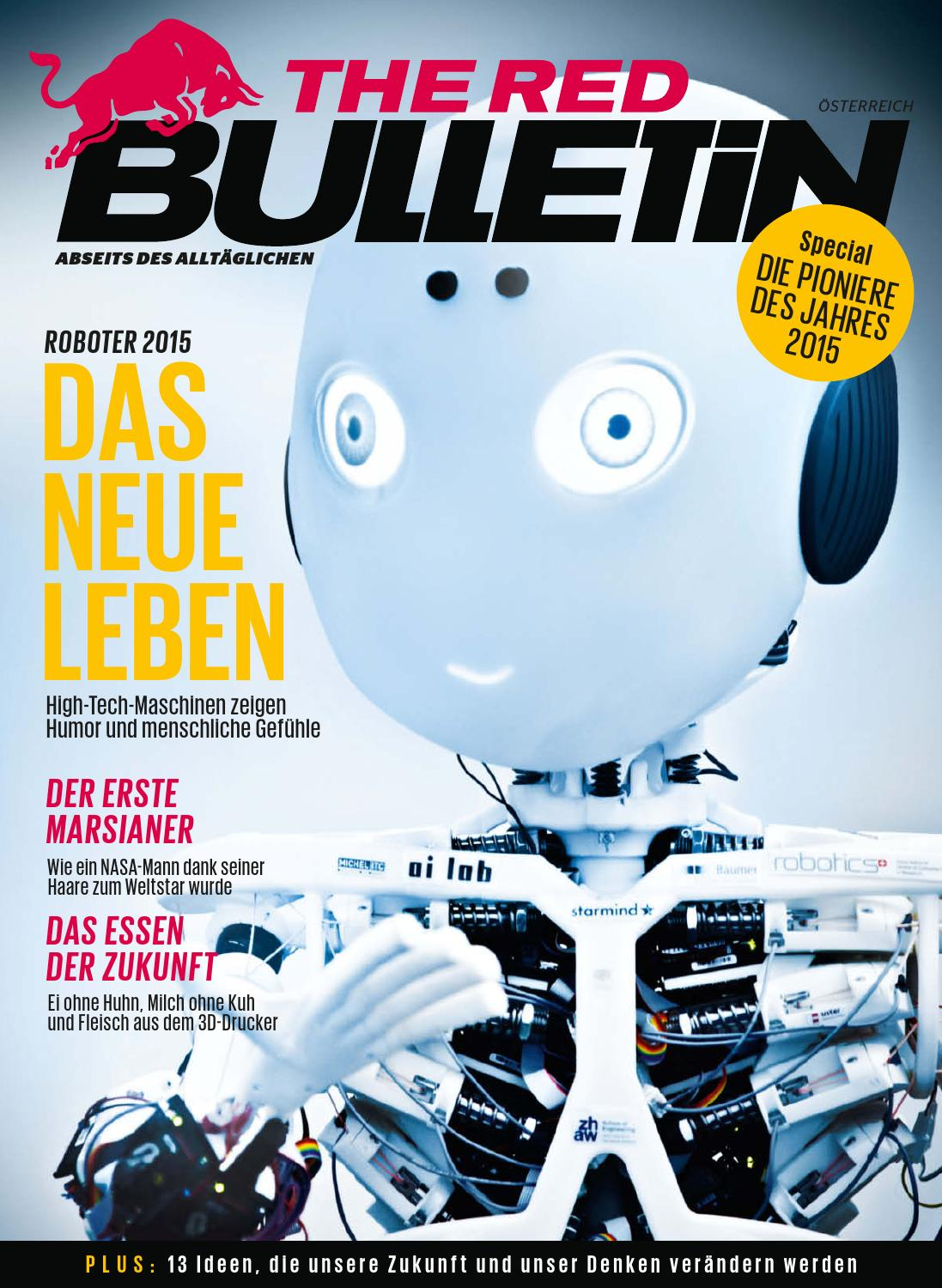 The Red Bulletin Special - Pioneers Festival 2015 AT by Red Bull ...